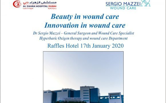 Innovation in wound care