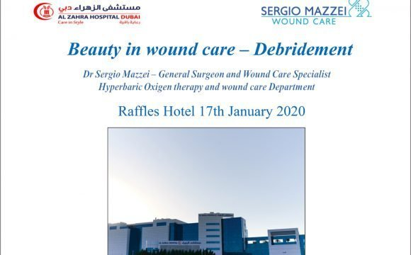 Modalities of wound Debridement